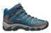 Keen Oakridge Mid WP Shoes Women Navy/Algiers